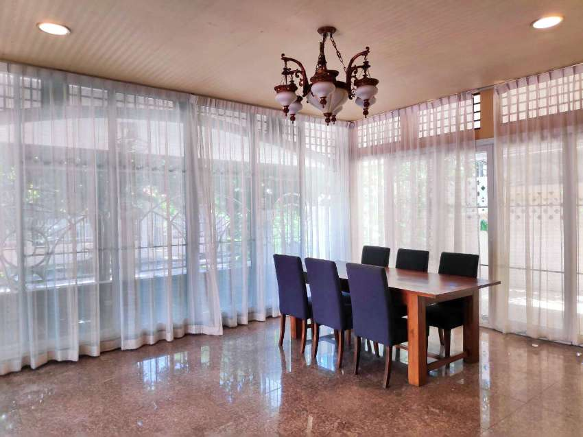 House for rent with private swimming pool,