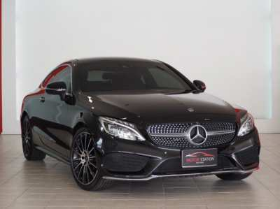 Mercedes Benz C250 AMG Dynamic Coupe