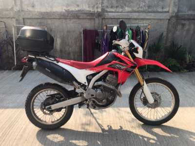 ขาย crf 250