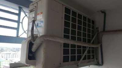 Air con MITSUBISHI ELECTRIC 12000 BTU เเอร์