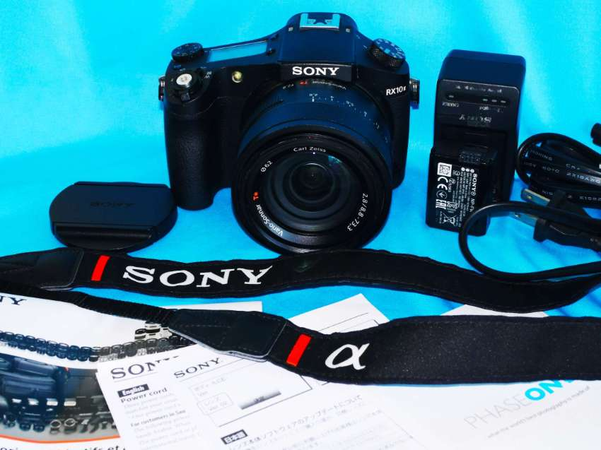 Sony RX10 II M2 with Carl ZEISS Vario-Sonnar T* 24–200mm F2.8 Lens