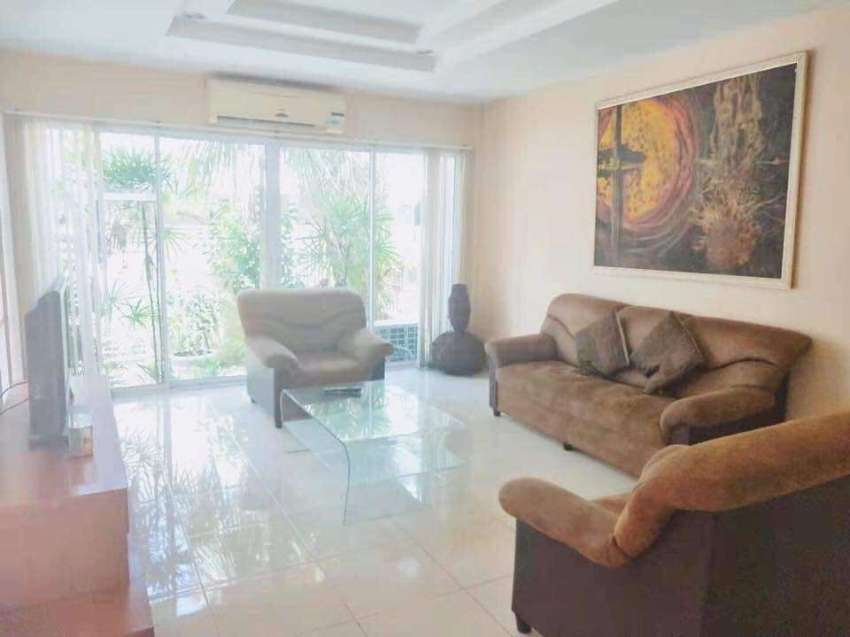The Meadows Single House 3BR in Bang Lamung East Pattaya for Rent