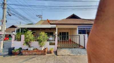 House for sales soi Khaotalo at Raviporn village