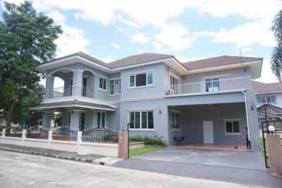 House for rent with private swimming pool.Doisaket-SankamPhaeng old Rd