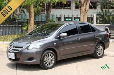 2013(mfd '13) Toyota Vios 1.5 E A/T
