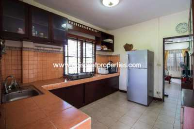 (HS271-02) Single Storey House in a Moo Ban for Sale  in Doi Saket