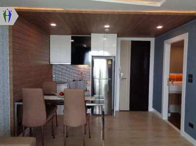 Condo Jomtien for rent, new room, with beautiful view.