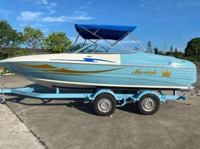 Mariah 222, 22 ft. boat with Volvo Penta 5.7  & Bimini (Consignment)