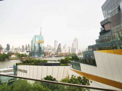 Magnolia Waterfront Residence Icon Siam 1BR 66.05 sqm 8FL for rent出租