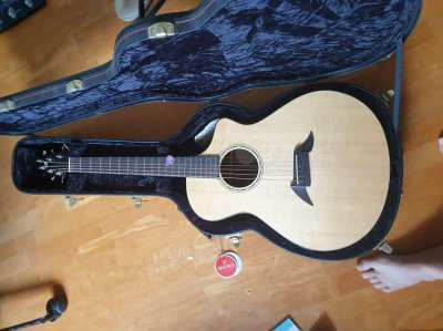 Breedlove C25/SSE Acoustic Guitar