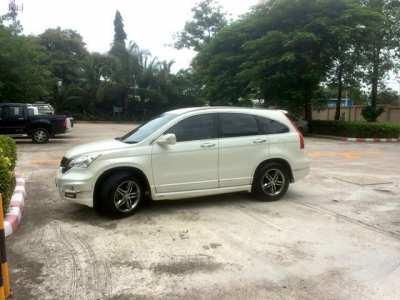 """Honda CRV """"Top Model"""" 4WD, 2011, Low miles, Full service-book"""