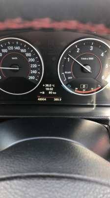 MUST SELL BMW 320d Sport 2013,Low Km, Full BMW history, one lady owner