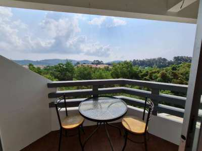 Condo 2 units in project across the beach, Rayong