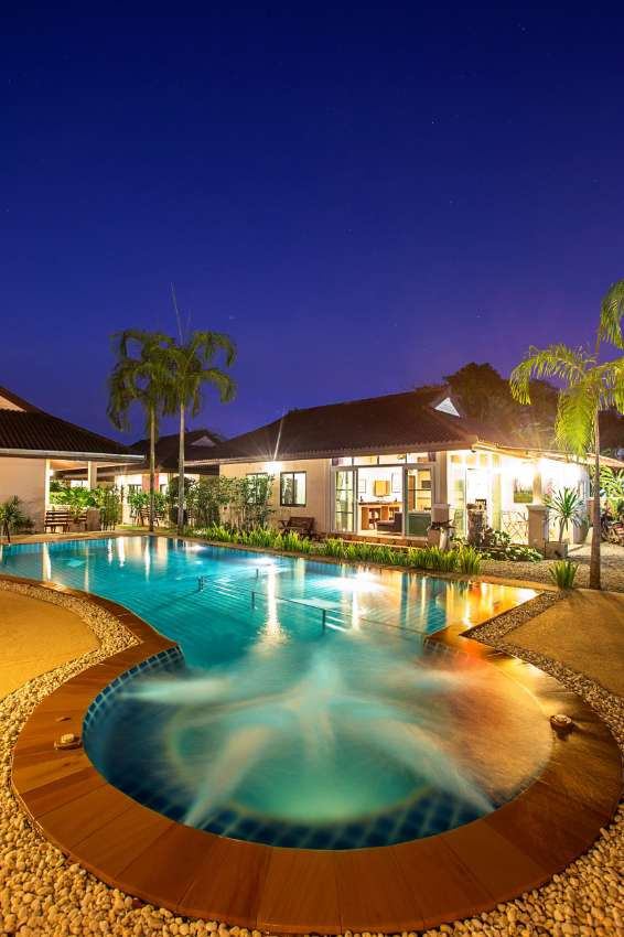 HOTEL WITH LICENSE FOR RENT IN AO NANG/KRABI