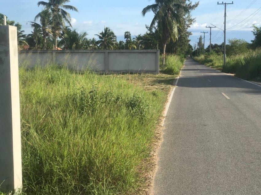1 Rai 36 Sq Wah land for sale full chanote
