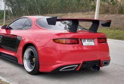 ขาย Toyota cilica สี แดง ปี 1993 ปลวกแดง ระยอง
