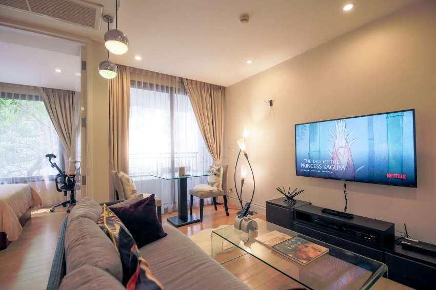 Condo close to BTS Chong Nonsi, Fully Furnished for Rent (By Owner)