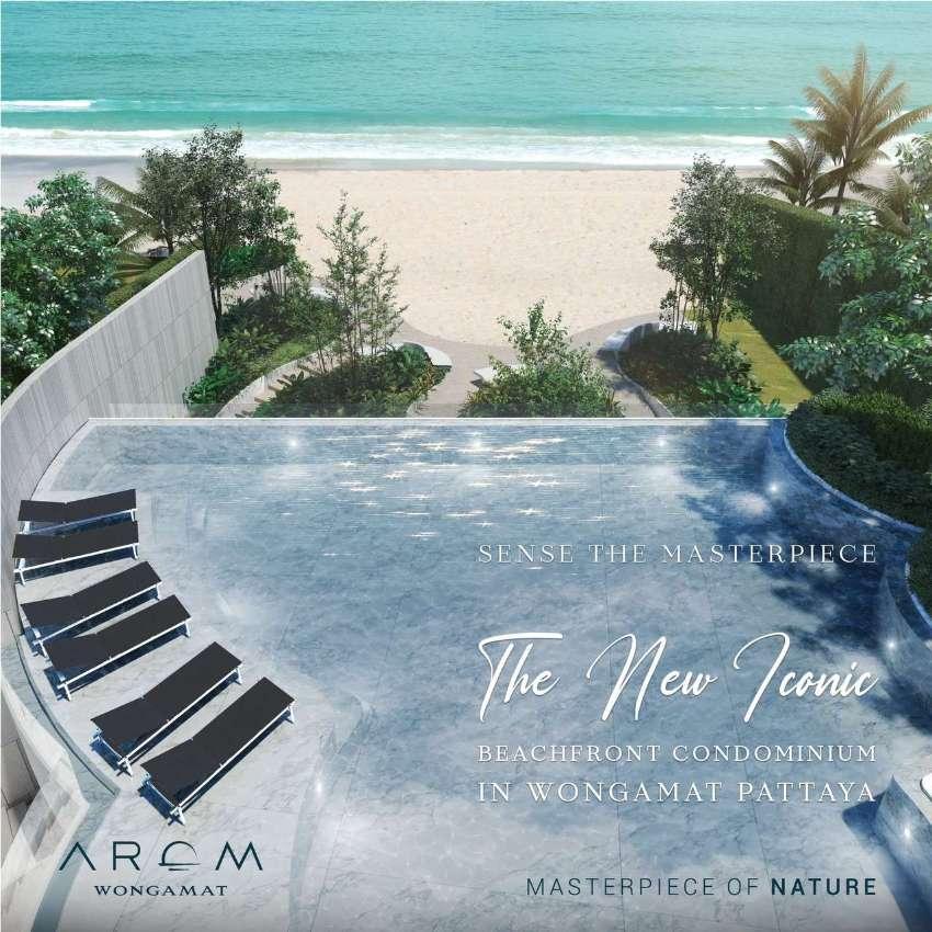 Super Luxury Beachfront Condominium