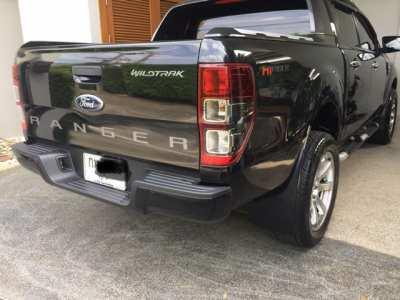 Ford Ranger Wildtrack 2.2.