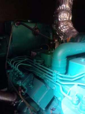 New Cummins 50Kw Marine Generator