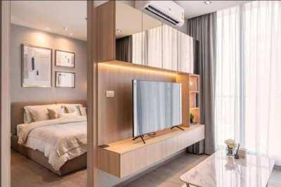 Park 24 Luxury Condominium 1 BR 39 sqm Sukhumvit 24 for rent 出租