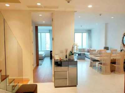 Condo for Rent 公寓出租  185 Rajdamri • 2BR 163 sqm