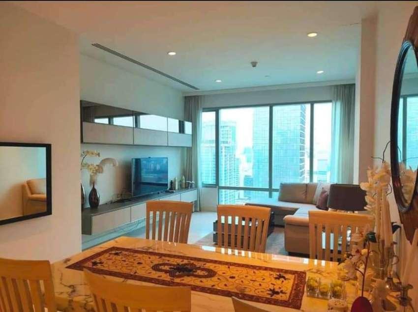 Condo for Rent 公寓出租  185 Rajdamri • 2BR 163 sqm