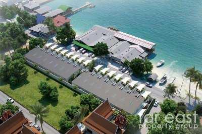 Bang Saray Beach Houses
