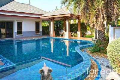Baan Dusit Pattaya Lake Pool Villa On Large Plot