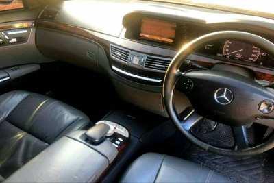 Mercedes-Benz S320 CDI 3.0 W221
