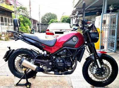 Benelli Leoncino TRAIL - 500 cc - with finance option