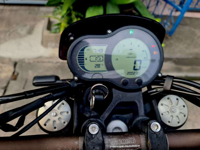 Benelli Leoncino TRAIL - 500 cc - with finance option
