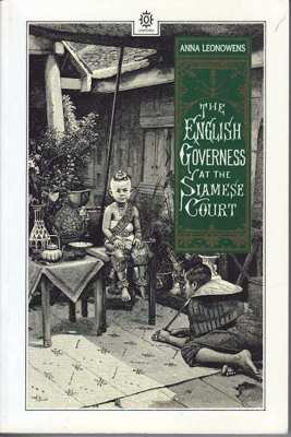 The English Governess at the Siamese Court..Rare book
