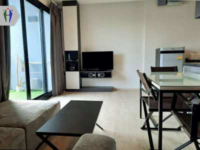 Condo The Base Central Pattaya. 2 Bedrooms for Rent with best price.