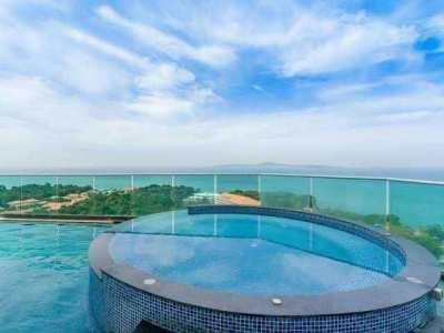 50 sqm. Beach Front Condominium in Pattaya