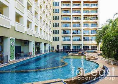 Spacious Jomtien Studio For Sale Or Rent - Finance!