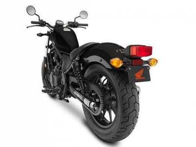 Phuket Honda Rebel 500cc for rent