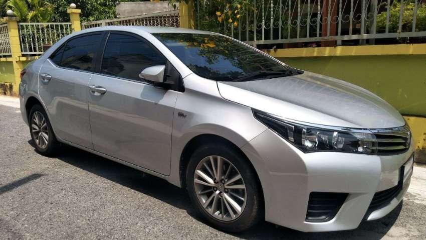 Toyota Altis 1.8E