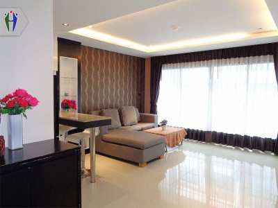 Condo for Rent 50 sq.m Pool View. Close to South Pattaya