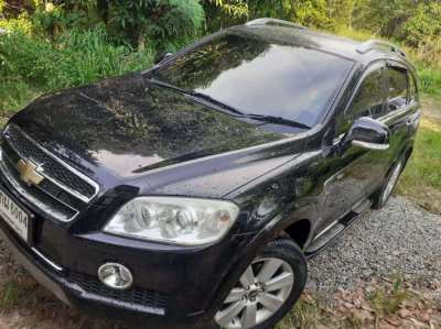Luxury 7 SEATER Chev. CAPTIVA 2 litre turbo DIesel AUTOMATIC Awd./4WD