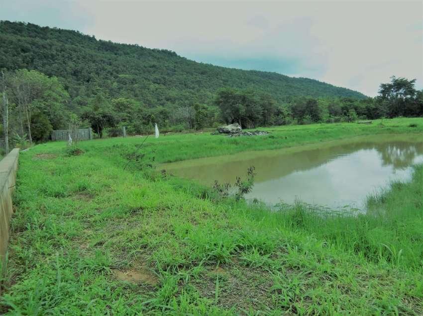 CHANOTE TITLED LAND, KHON KAEN PROVINCE, PHU WIANG SUBDISTRICT