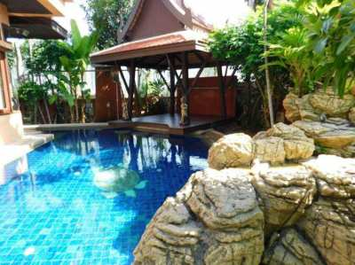 Best Price 3 Story Thai-Bali style Pool Villa