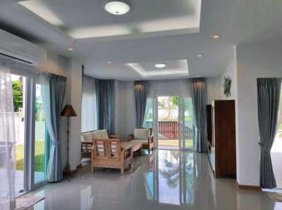 House for rent on Canal Rd., 3 km. from Night Safari.