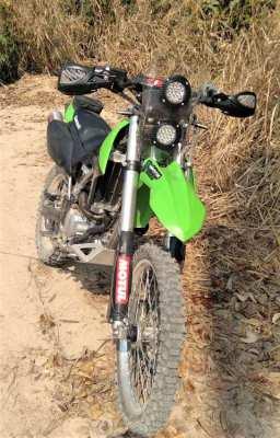 Excellent Trail Bike KLX250 Rally