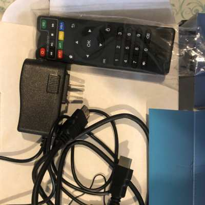 4K android tv channel/box