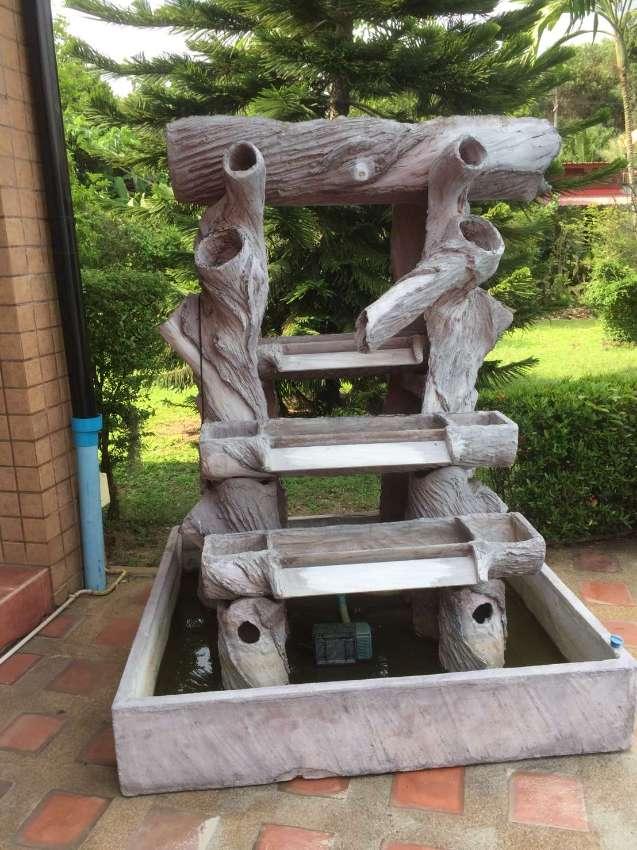 Water Fountain basin