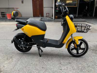 2021 ELECTRIC BICYCLE