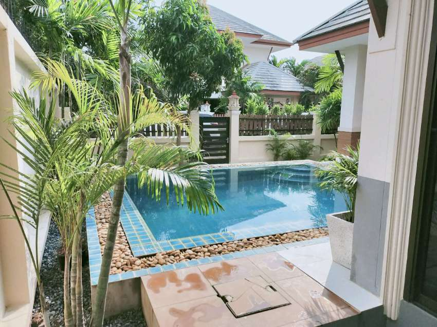 ☆ House with Pool, Baan Dusit