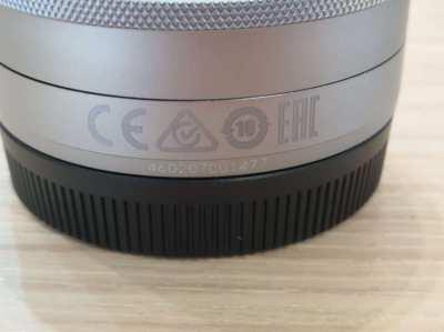 เลนส์ Canon 22mm.