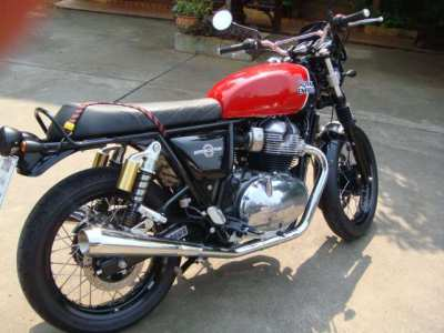 Royal Enfield 650 Custom
